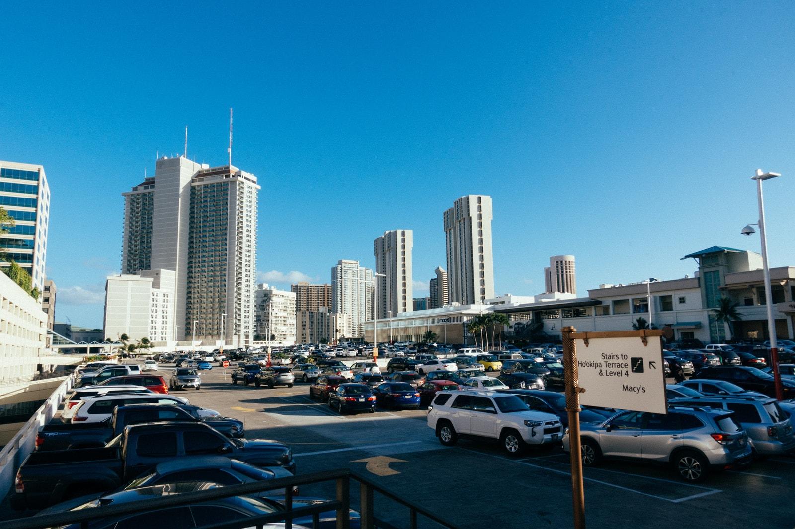 横浜みなとみらい安い駐車場!週末やイベントの混雑時にもおすすめ!