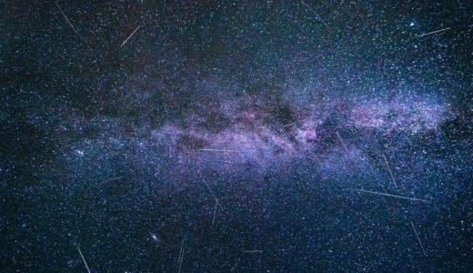 ふたご座流星群のピーク時間と方角と神奈川や大阪や東京で観測の注意点