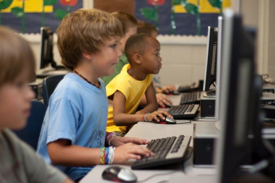 子供パソコン