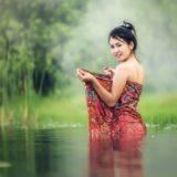 アジアン女性